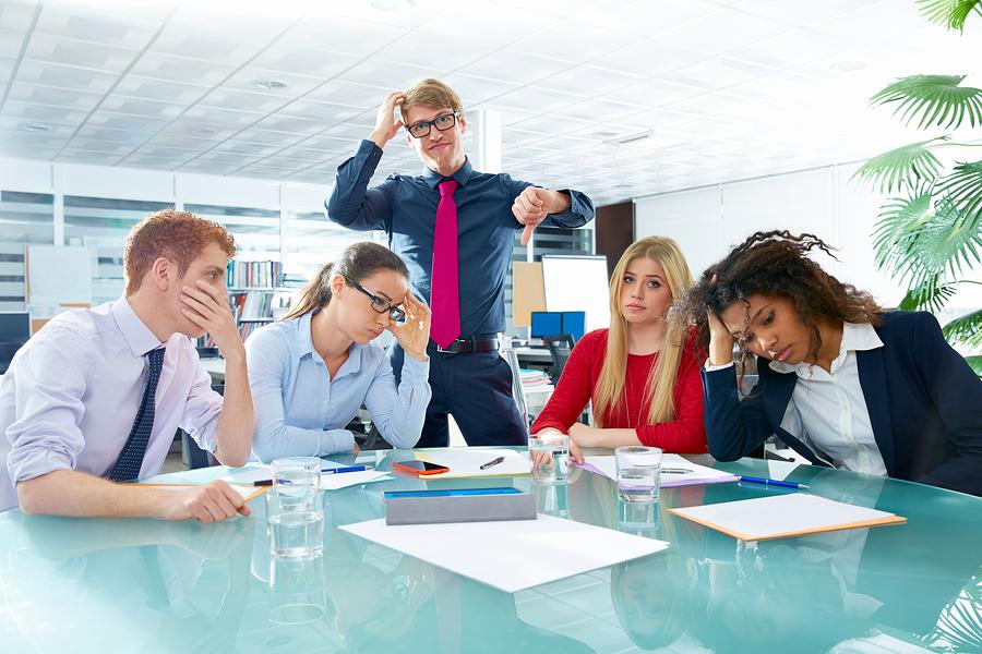 När ledar- och affärsutmaningarna förändras…